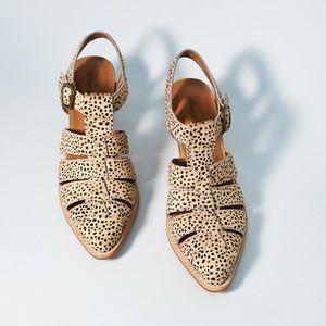 *NEW* Leopard Jeffrey Campbell Angora Bootie